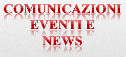 News dalle Sezioni Regionali